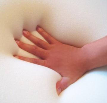 supply24 Orthopädisches Gel Gelschaum Kopfkissen Bauchschläferkissen Nackenstützkissen 80 x 40 x 9 cm Schlafkissen für Bauchschläfer Softes/Weiches Kissen - 4